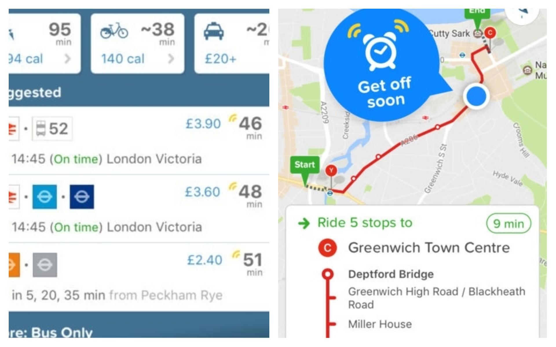 Best Travel Apps - Citymapper
