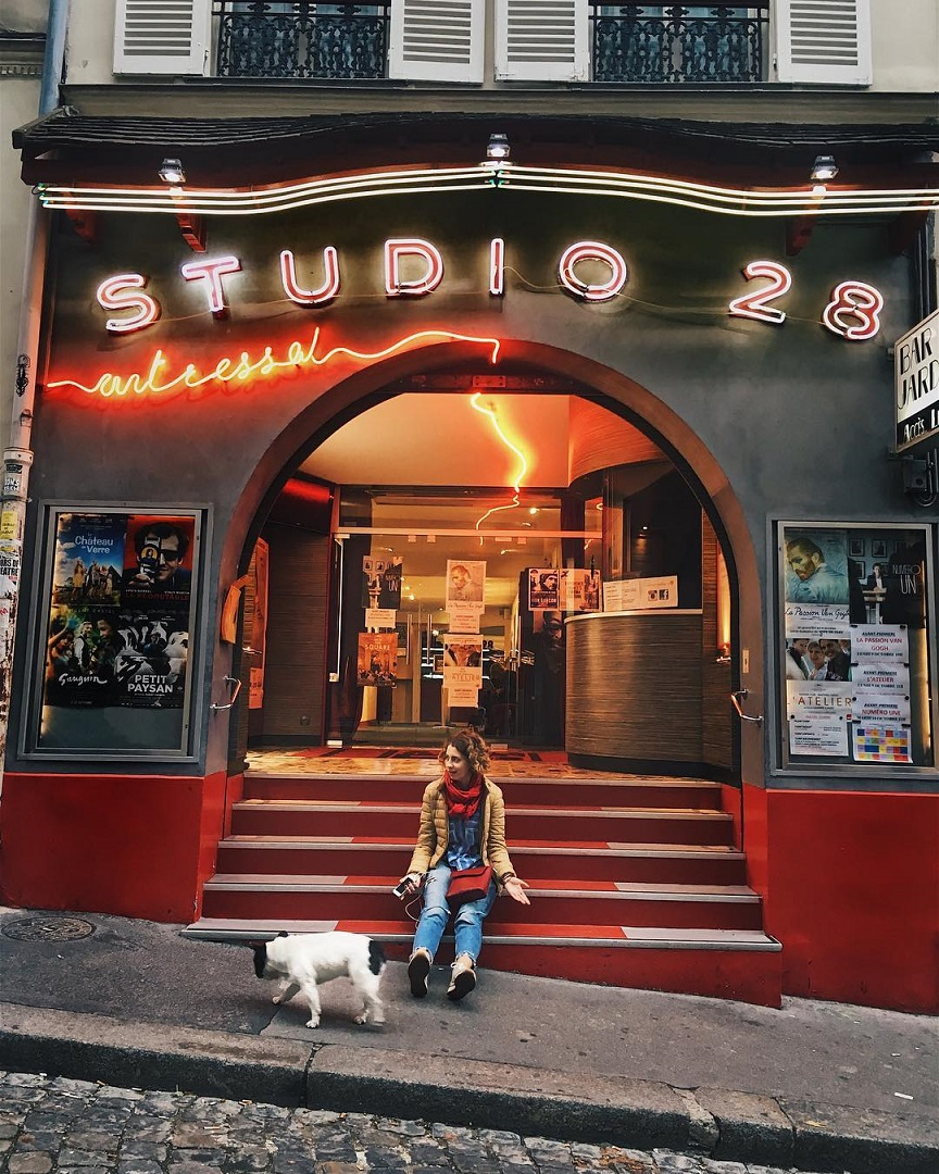 Romantic Things to Do in Paris - Watch French Cinema At Studio 28