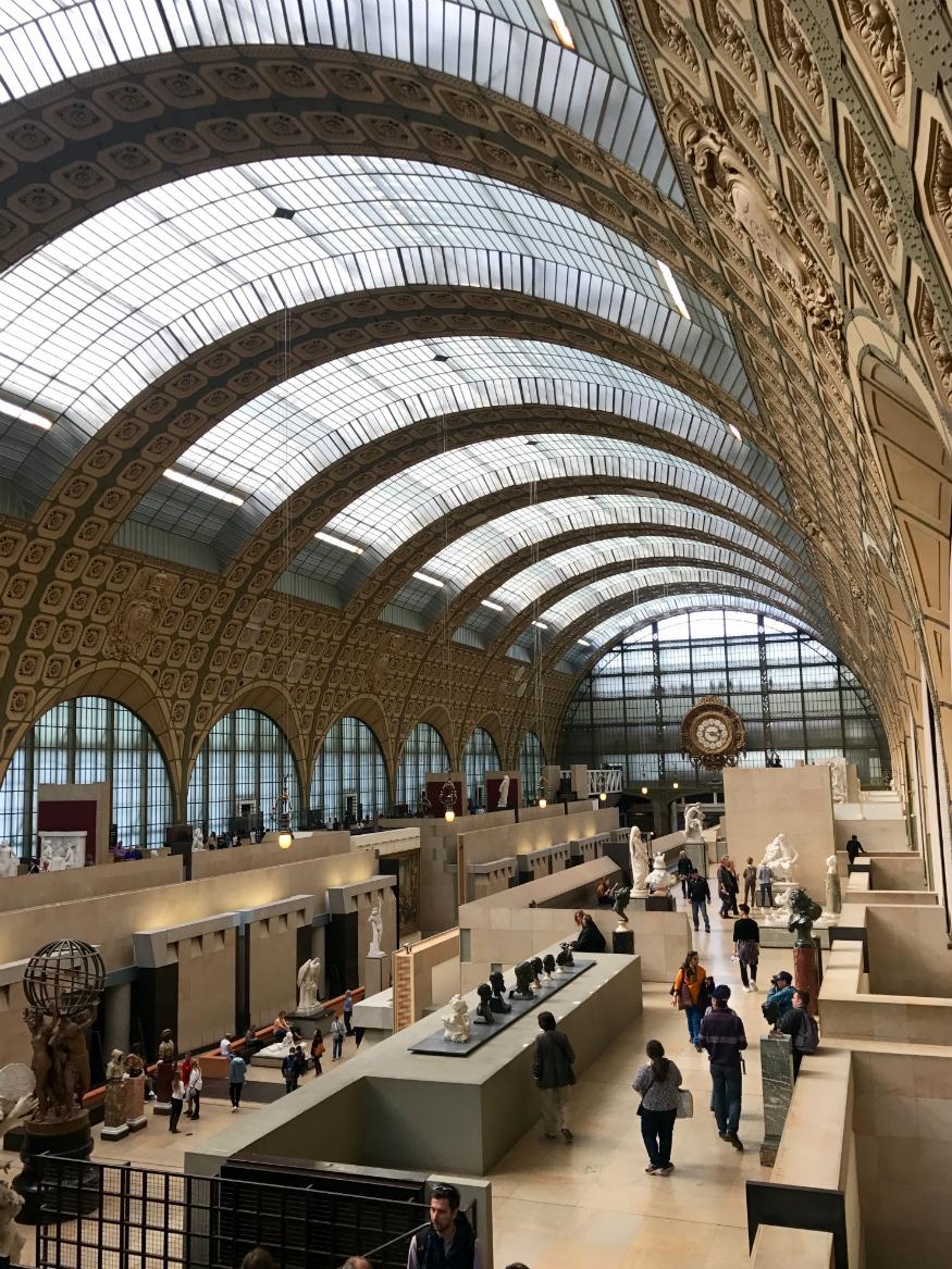 musei Parigi - Musée d'Orsay