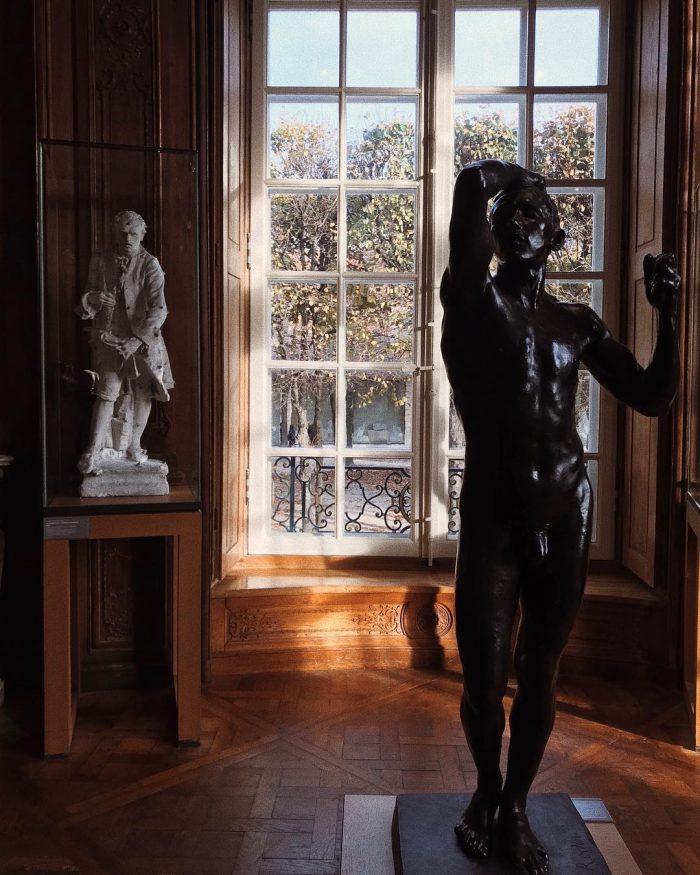 musei di Parigi - Musée National Rodin
