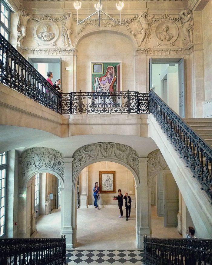 musei di Parigi - Musée Picasso