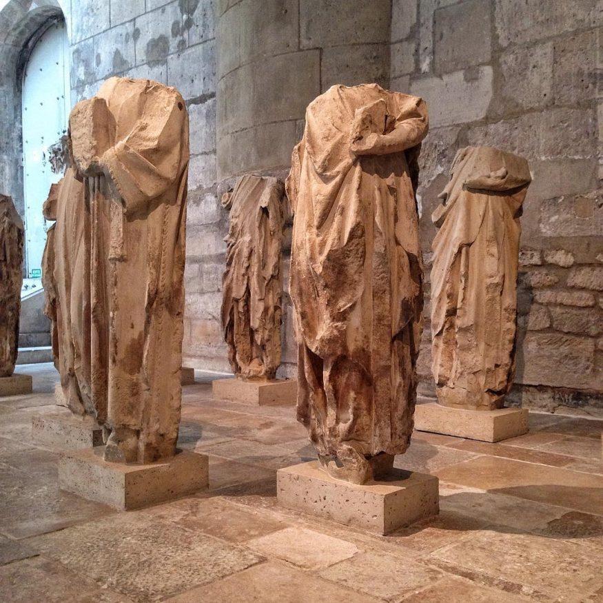 musei di Parigi - Musée National du Moyen-Age-Thermes