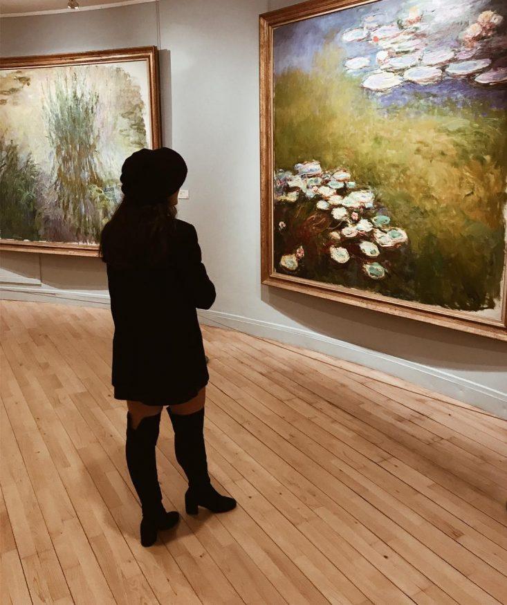 musei di Parigi - Musée Marmottan - Claude Monet