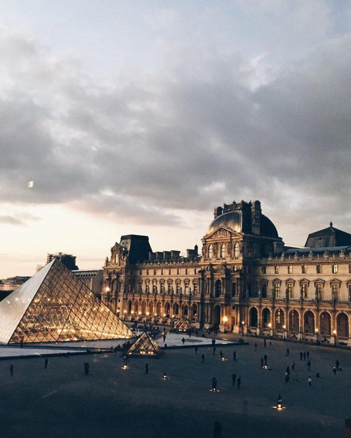 musei Parigi - The Louvre