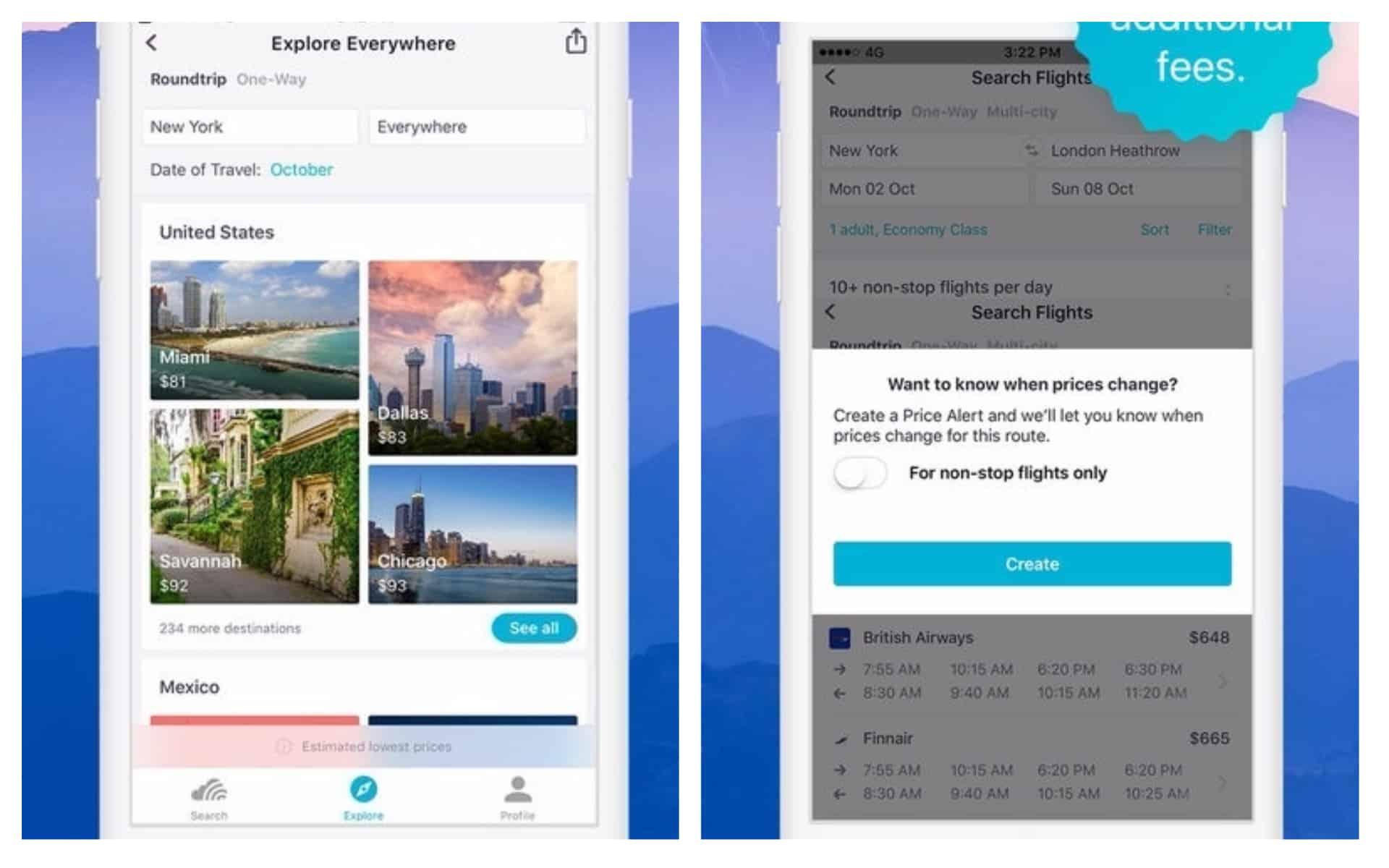 Best Travel Apps - Skyscanner