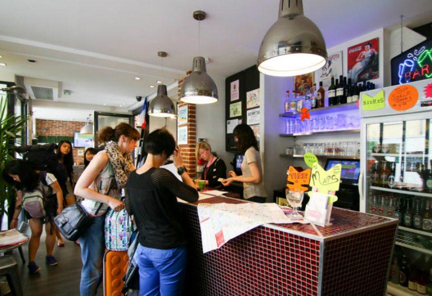 Best hostels in paris - Loft design boutique hostel
