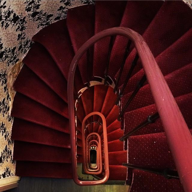 best hostels paris- Plug Inn Montmartre @awestbird