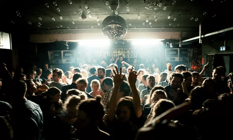 Best Clubs in Amsterdam - Claire