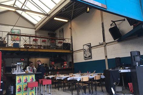 Best Clubs in Amsterdam - Garage Noord