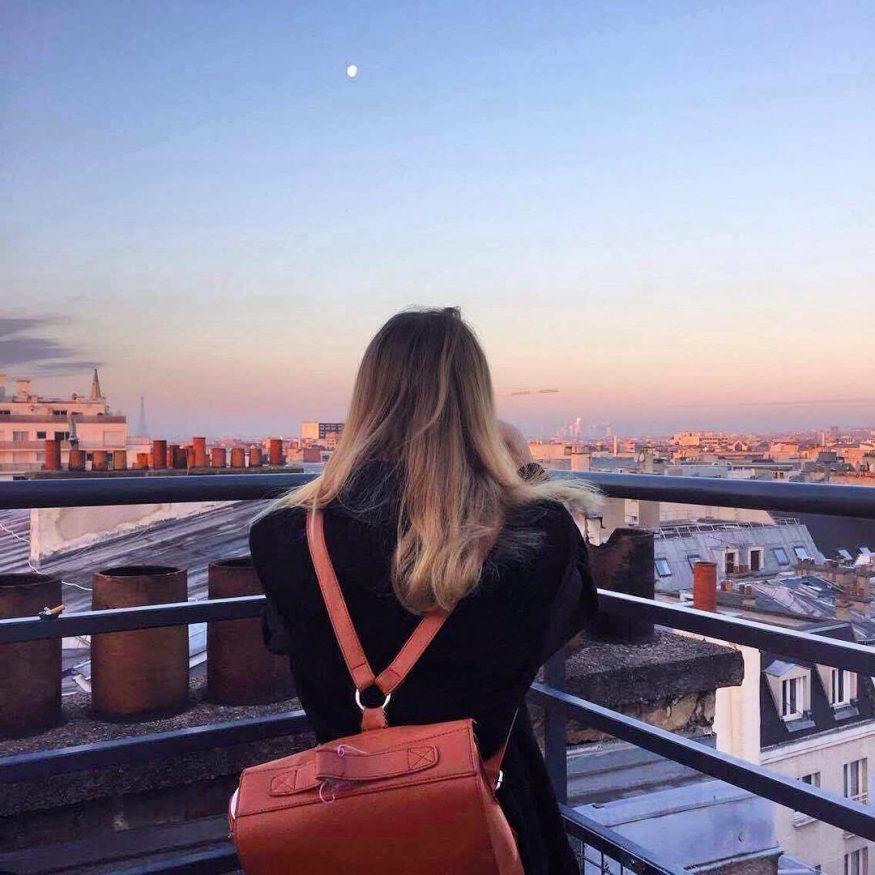 Best Hostels in Paris - les piaules view @tabithabrd