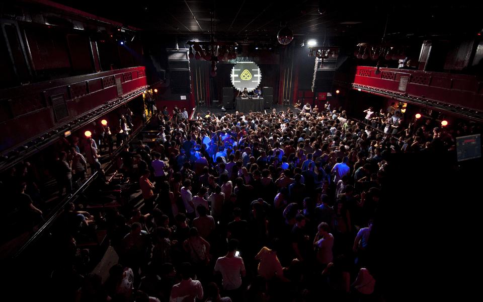 Best Clubs in Barcelona - Nitsa