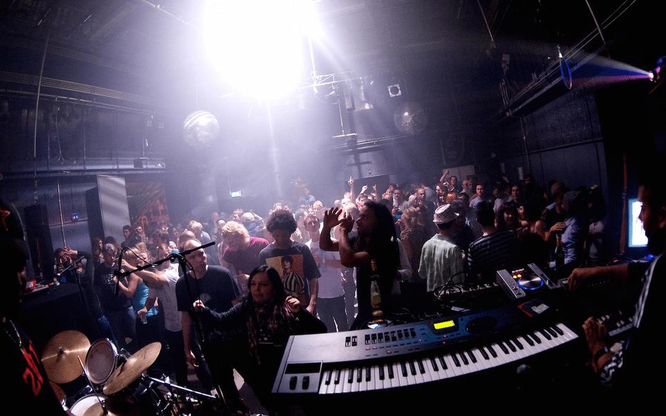 Best Clubs in Amsterdam - OT301