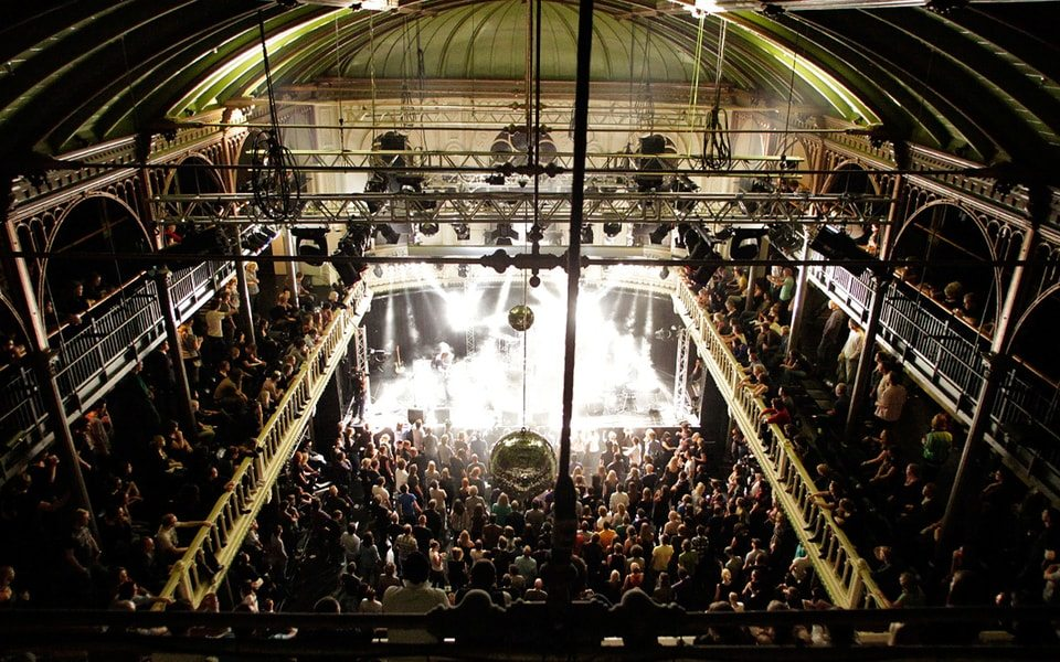 Best Clubs in Amsterdam - Paradiso