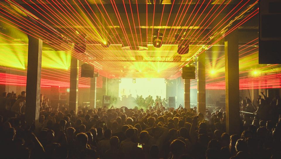 Best Clubs in Amsterdam - Warehouse Elementenstraat