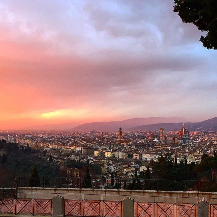 Things to do in Florence @karin_m_e San Miniato al Monte