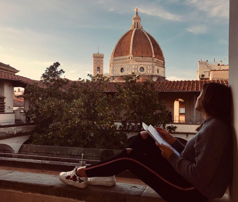 Things to do in Florence @ludovicafiamma Biblioteca delle Oblate
