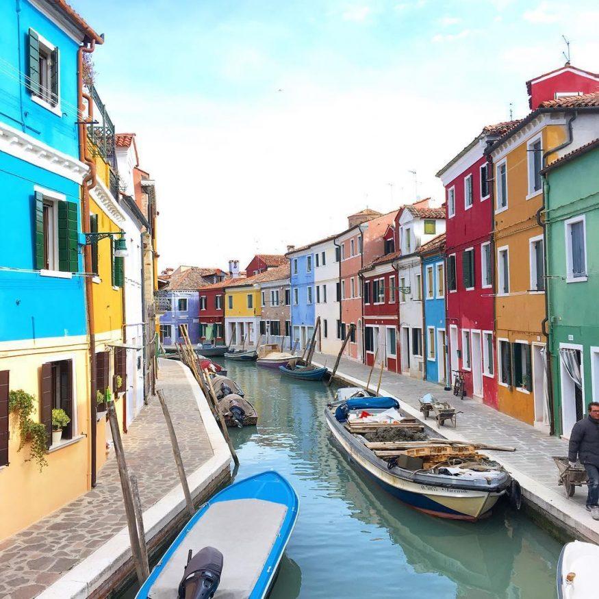 Venice attractions @clementia__ Burano