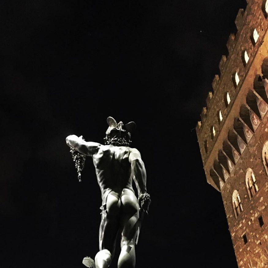 Things to do in Florence @lagrazina Piazza della Signoria