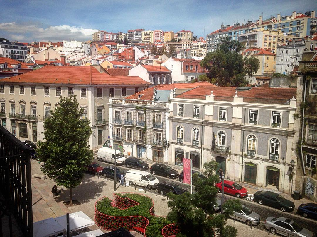 Where to stay in Lisbon - Intendente