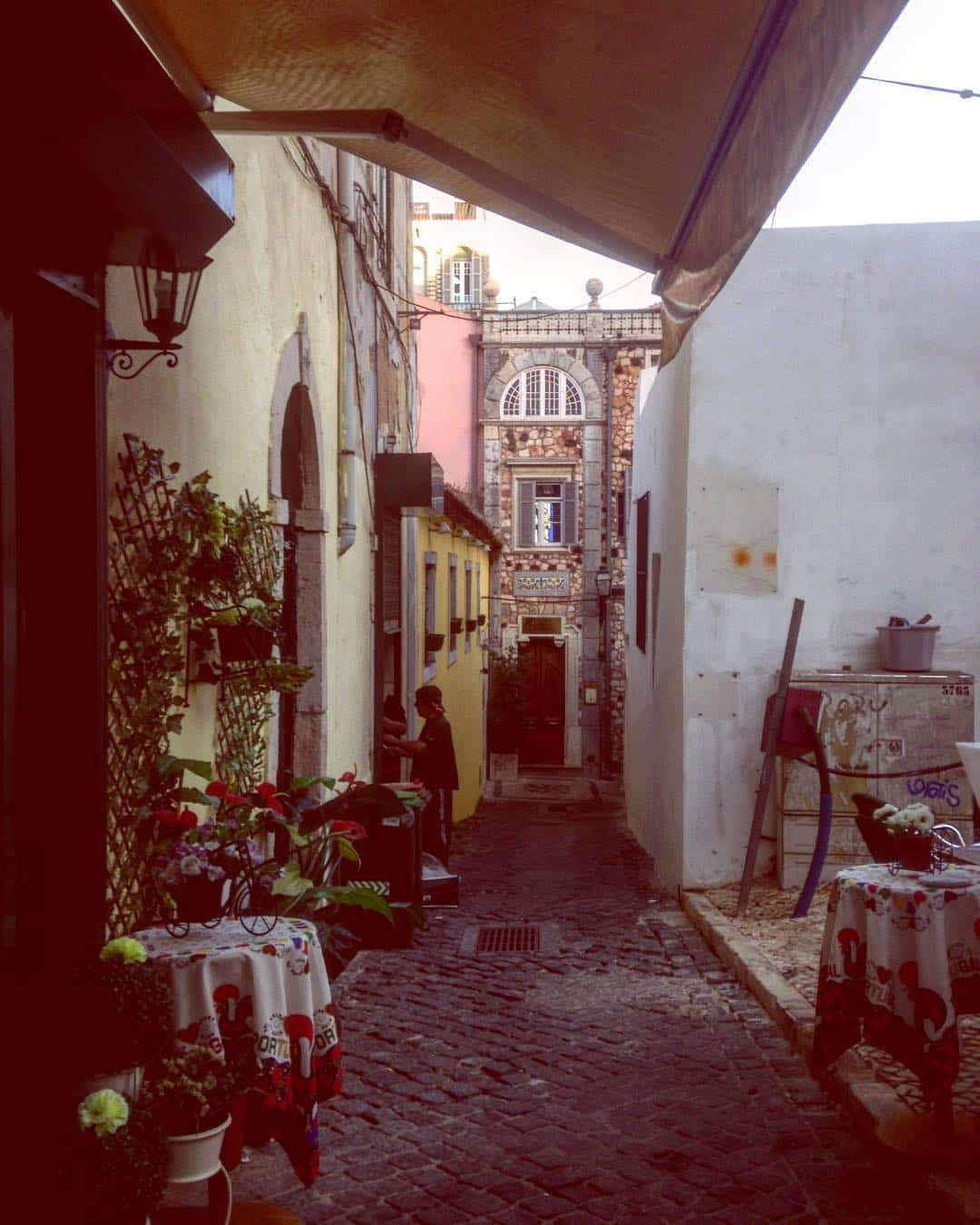 Where to stay in Lisbon - Alfama