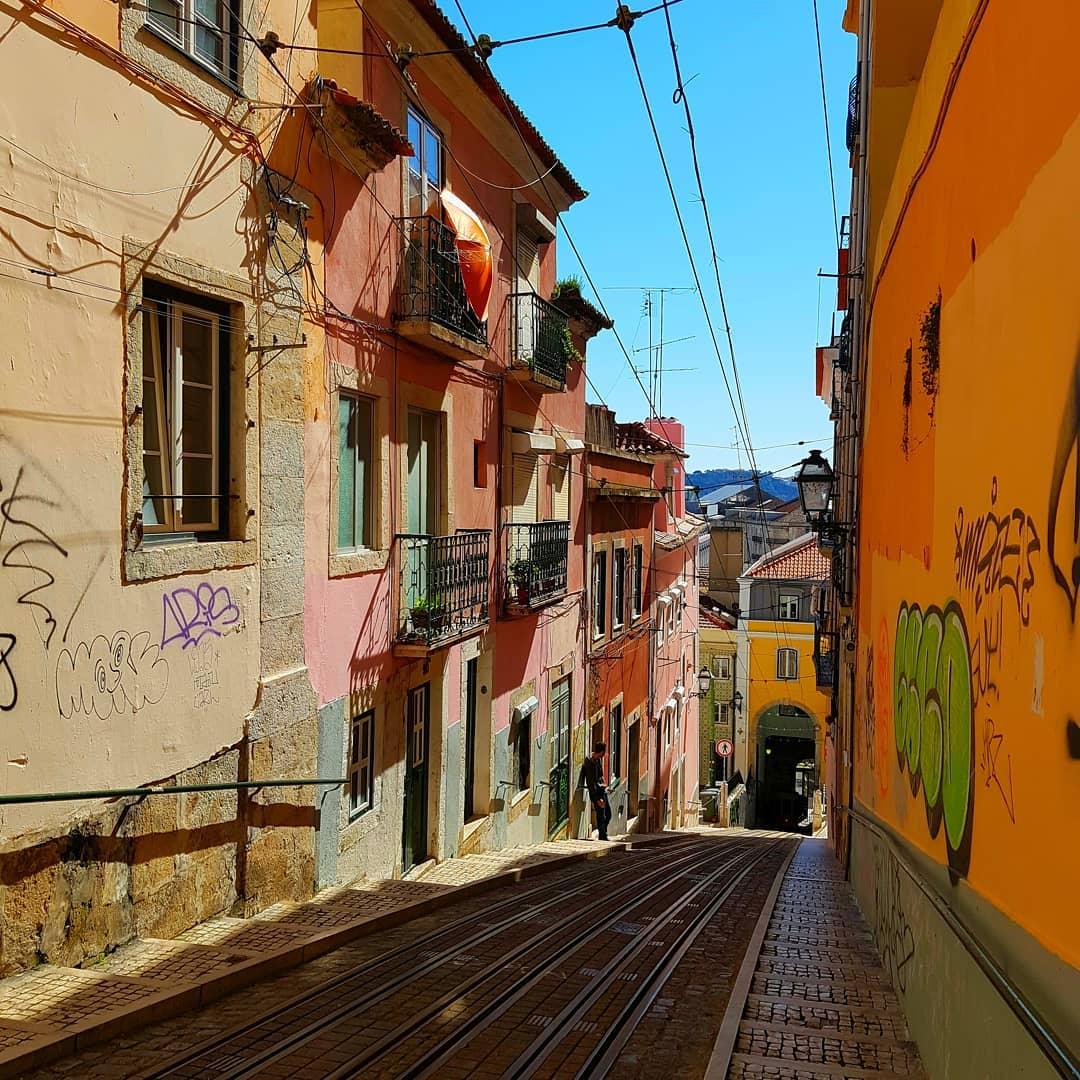 Where to stay in Lisbon - Bairro Alto
