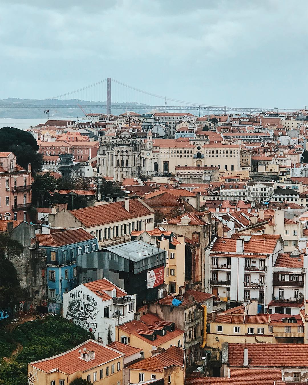Where to stay in Lisbon - Graca