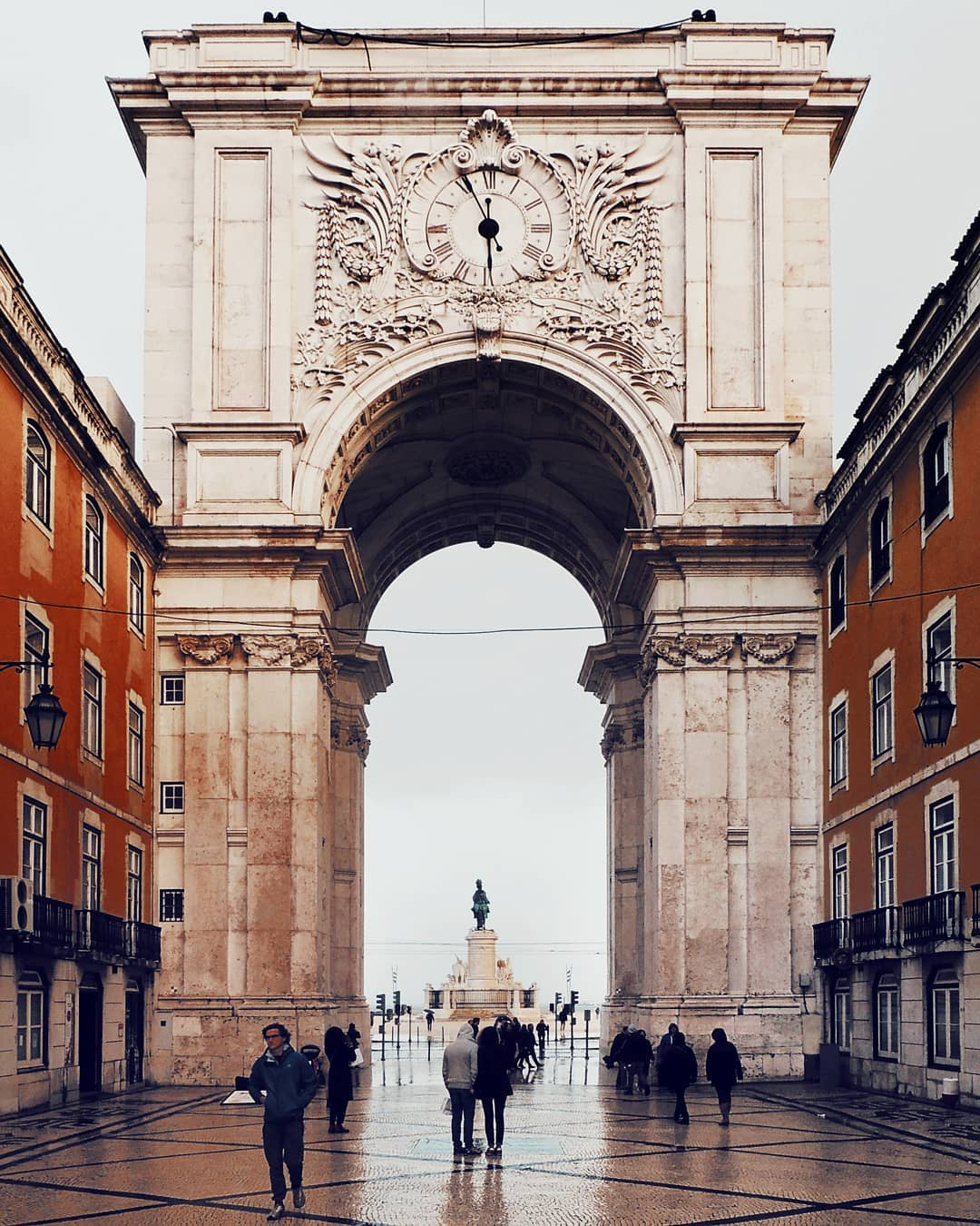 Where to stay in Lisbon - Baixa