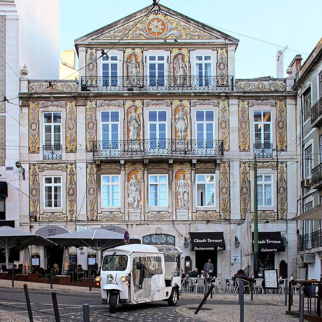 Where to stay in Lisbon - Chiado