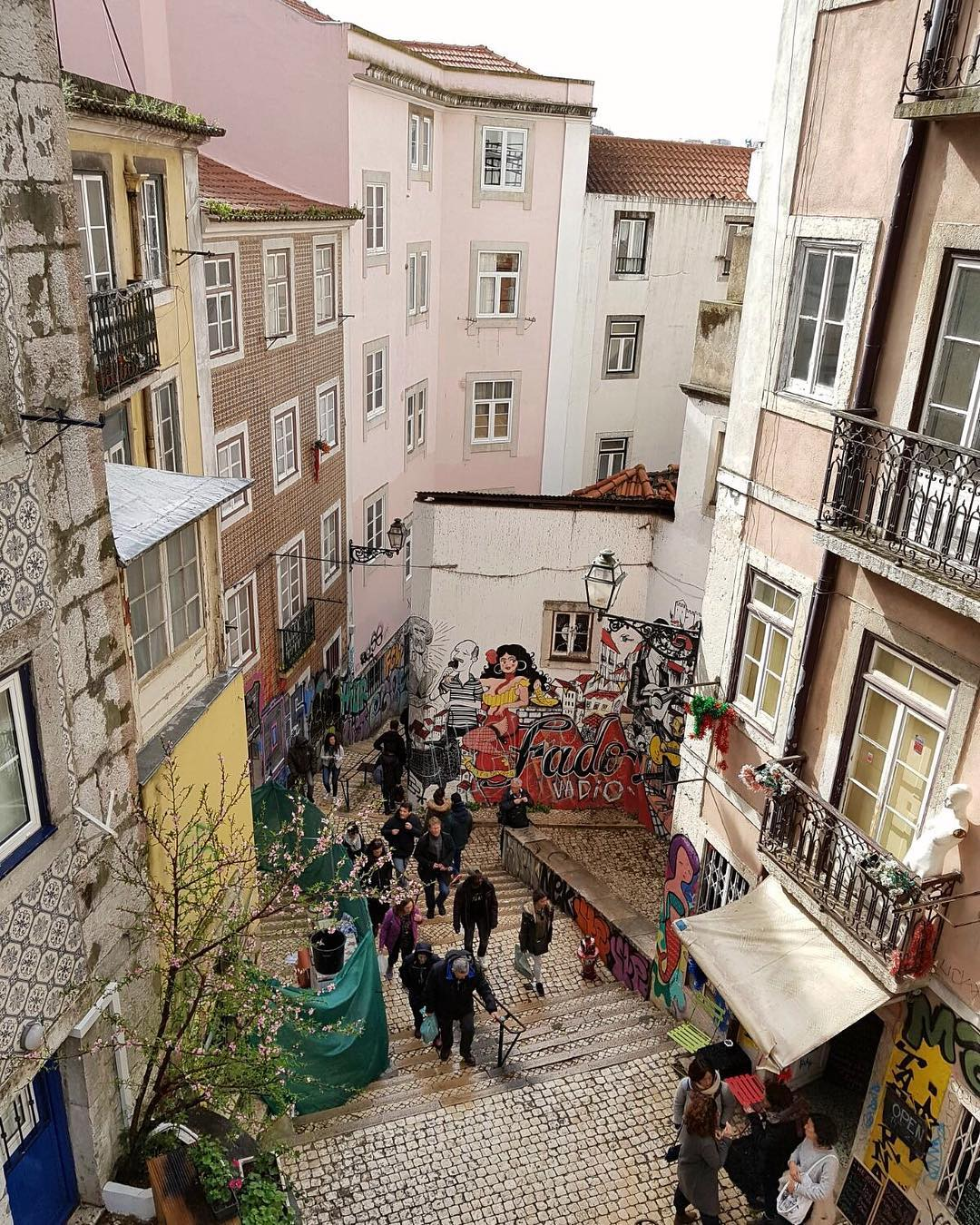 Where to stay in Lisbon - Mouraria