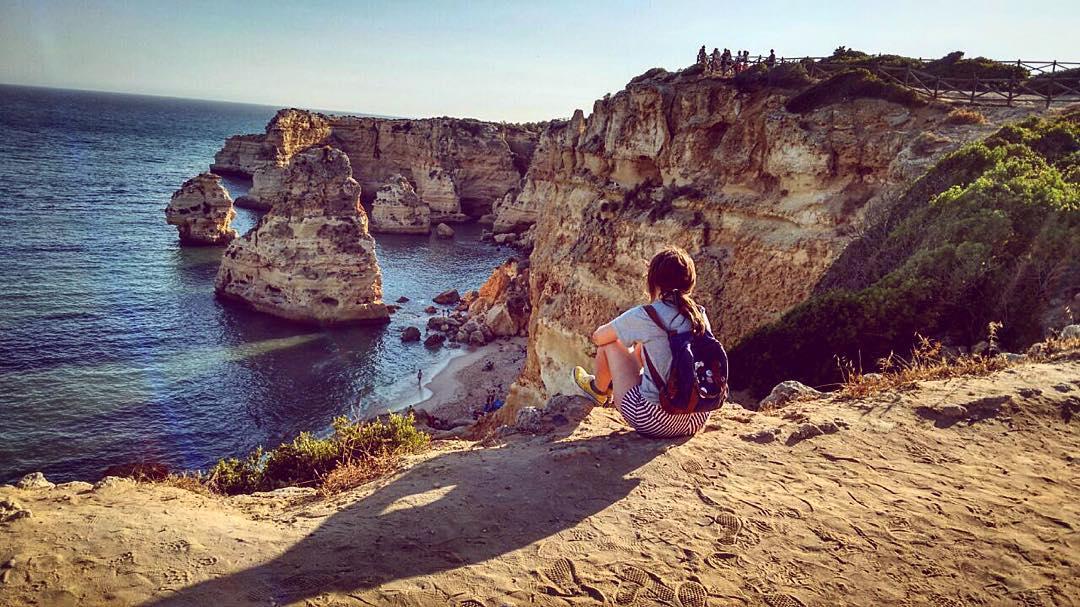 backpacking Portugal - Algarve