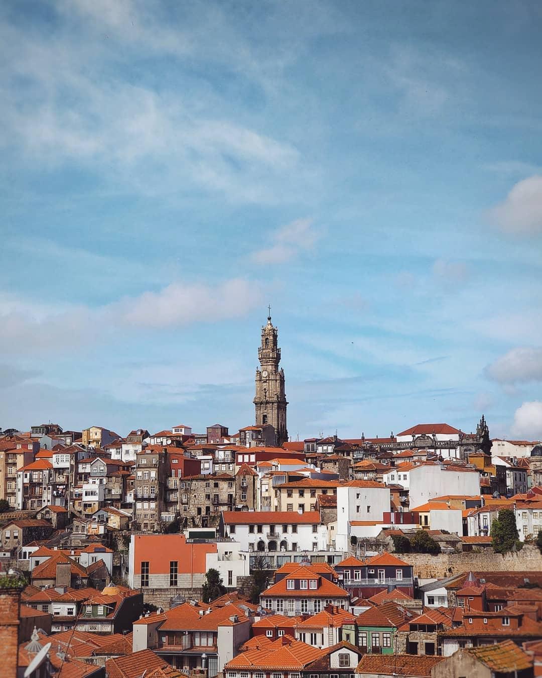 Backpacking Portugal - Porto