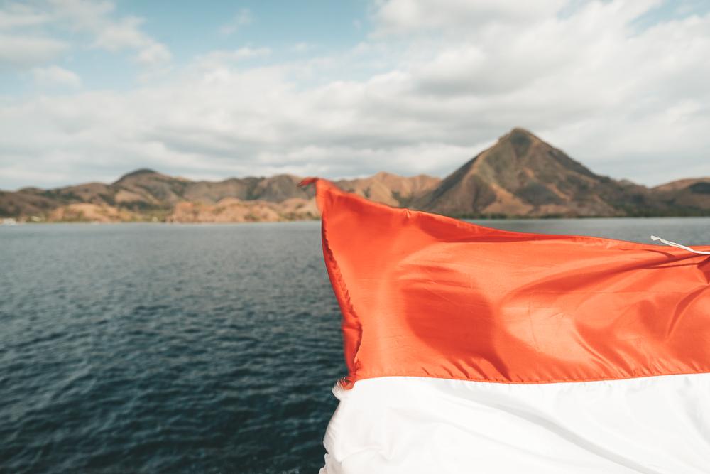 Backpacking Indonesia - Komodo