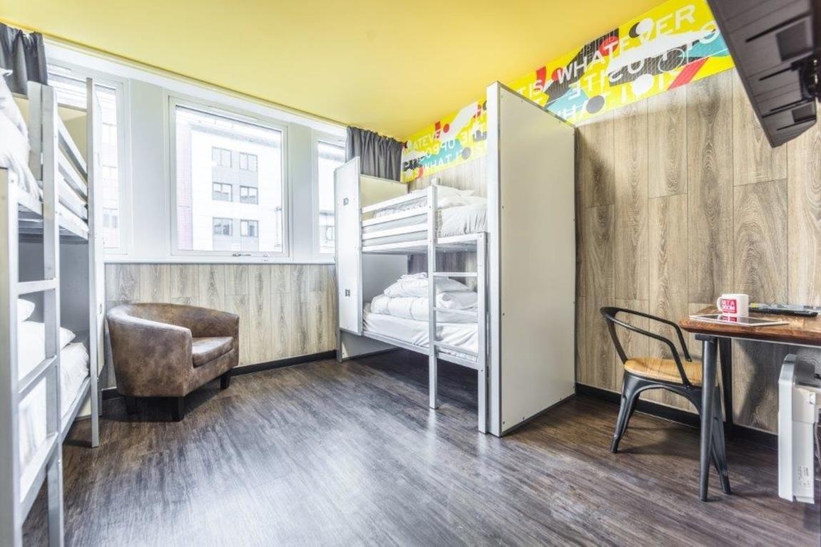 Best Hostels in Scotland- Euro Hostel Glasgow