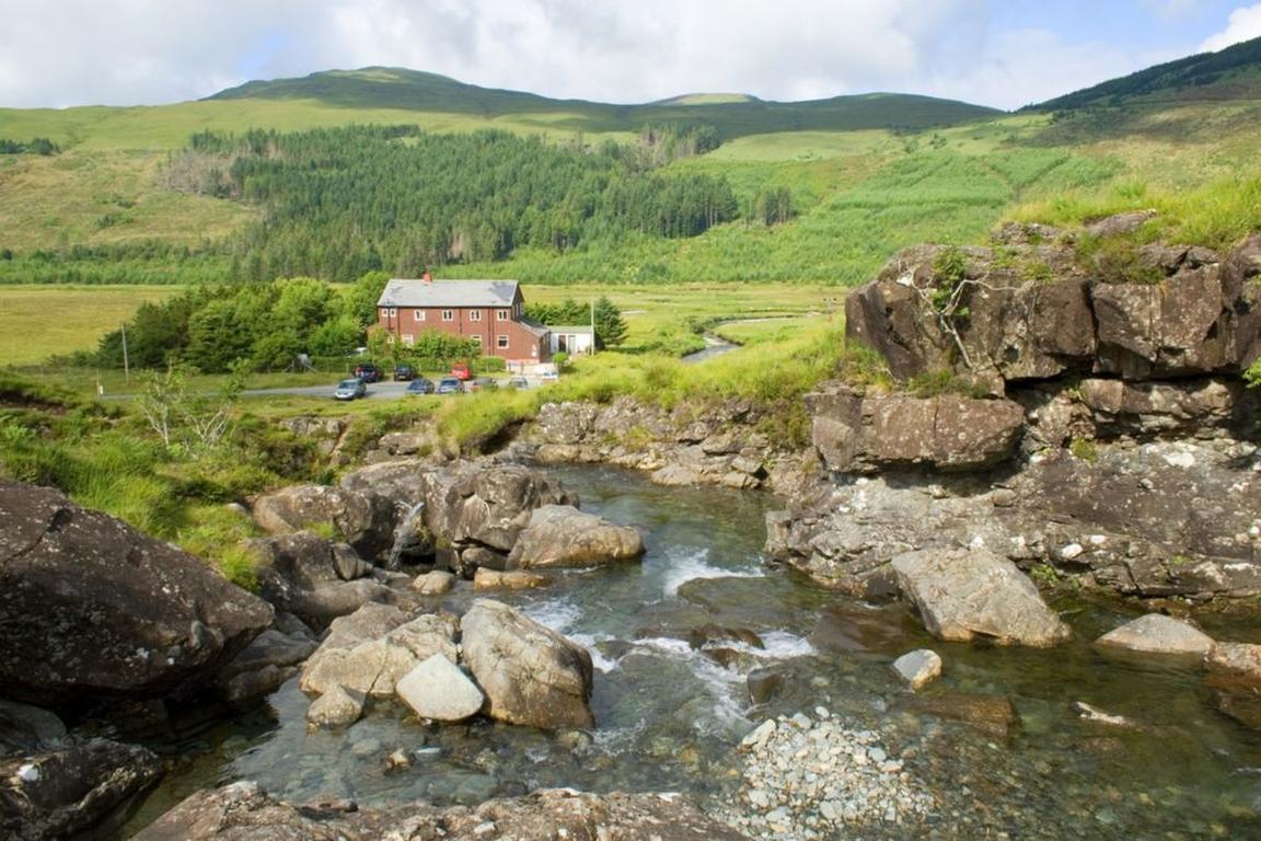 Hostels in Scotland- Glenbrittle Youth Hostel