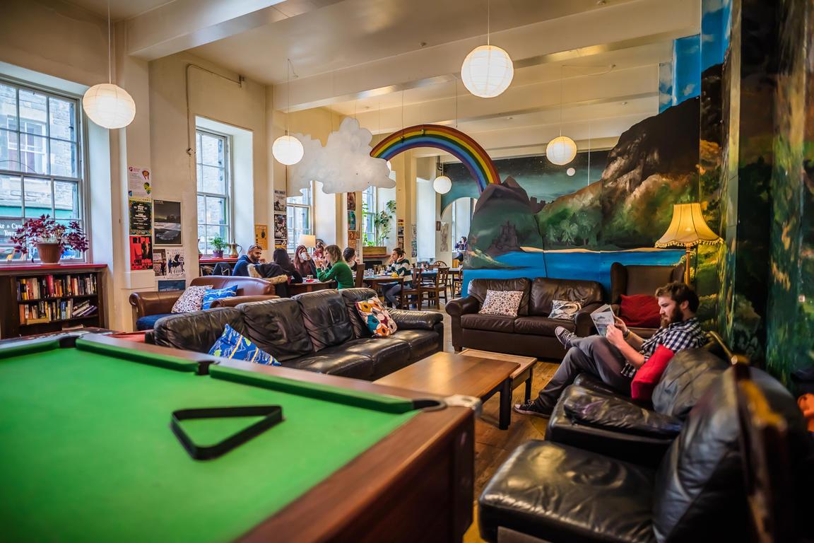 Best Hostels in Scotland- High Street Hostel
