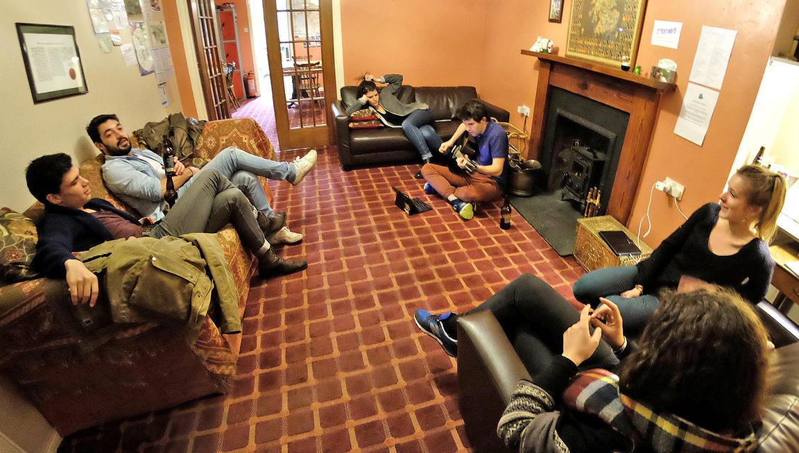 Best Hostels in Scotland- Loch Ness Backpackers