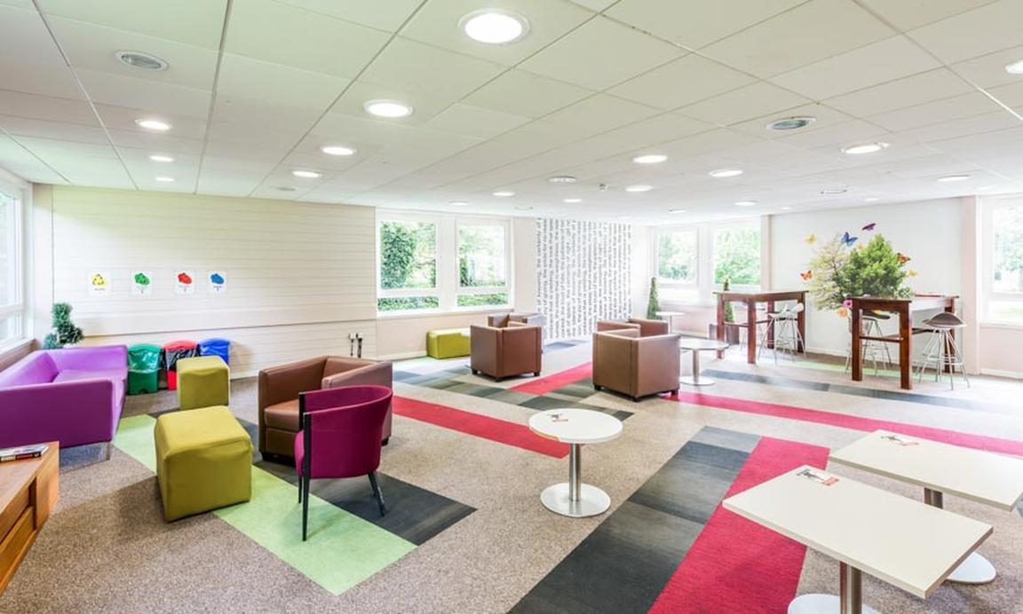 The best hostels in Scotland- Pollock Halls