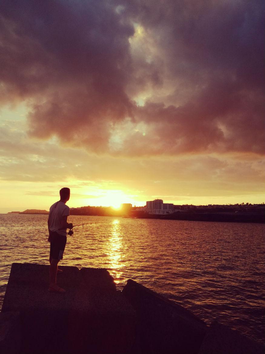 que faire a tenerife - tramonto