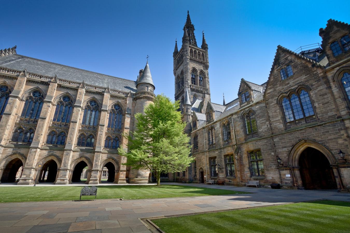 Harry Potter Scotland Glasglow University