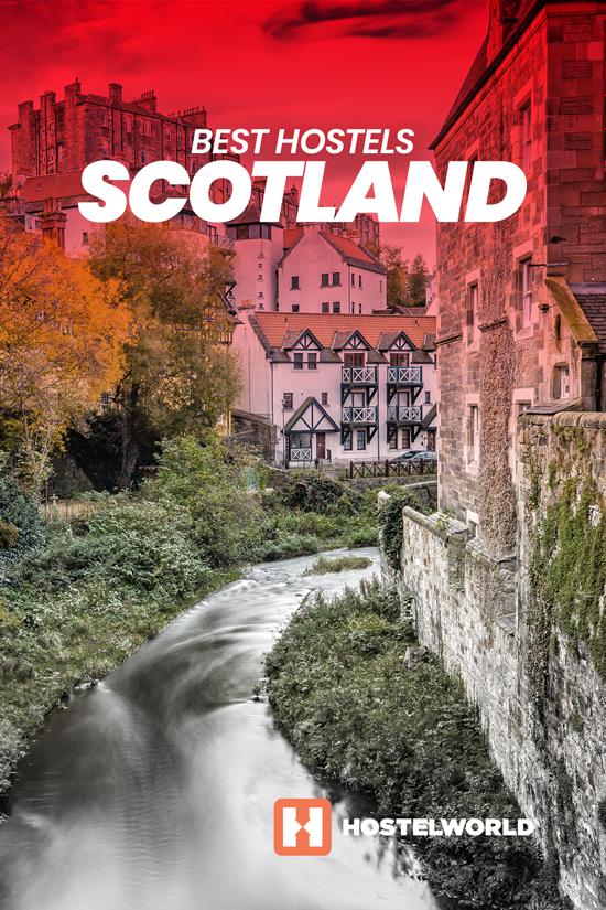 The best hostels in Scotland