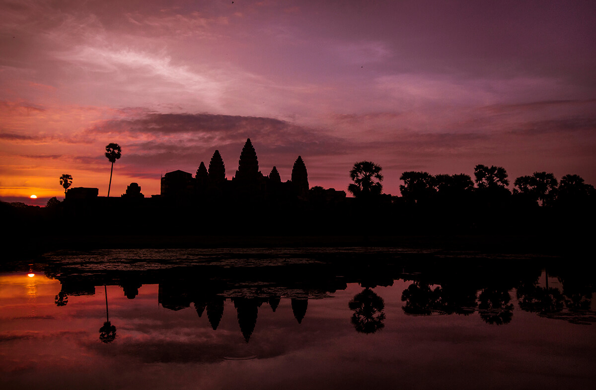 backpacking southeast asia - Siem Reap