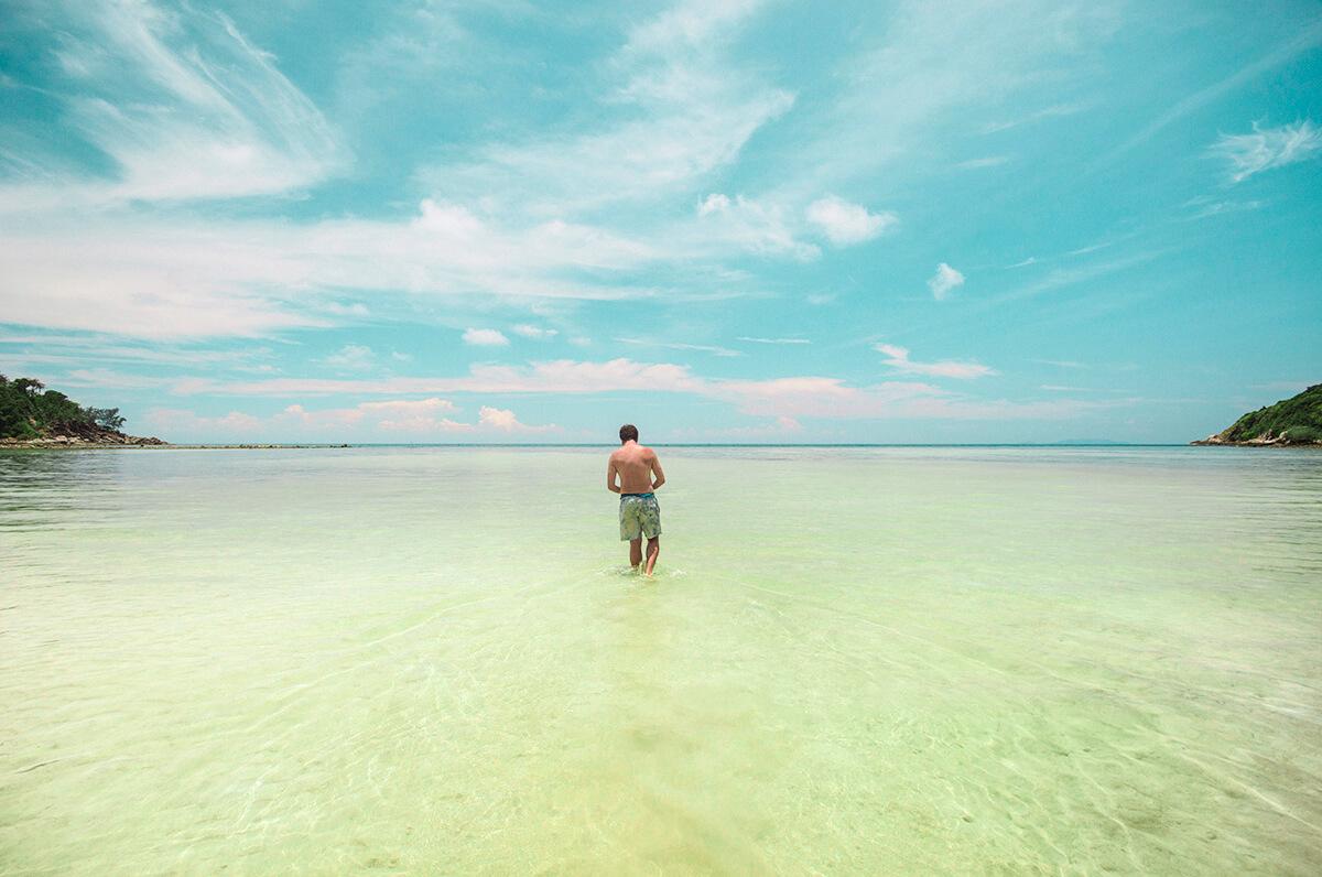 backpacking southeast asia - Koh Phangan