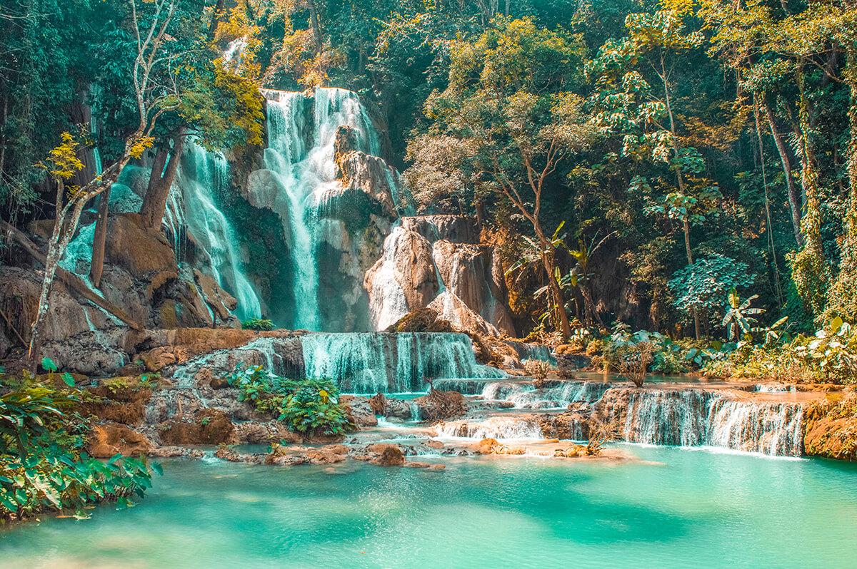 backpacking southeast asia - Luang Prabang
