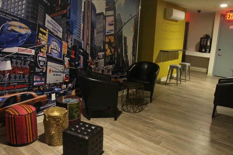 best hostels in New York - Jazz on Columbus Circle
