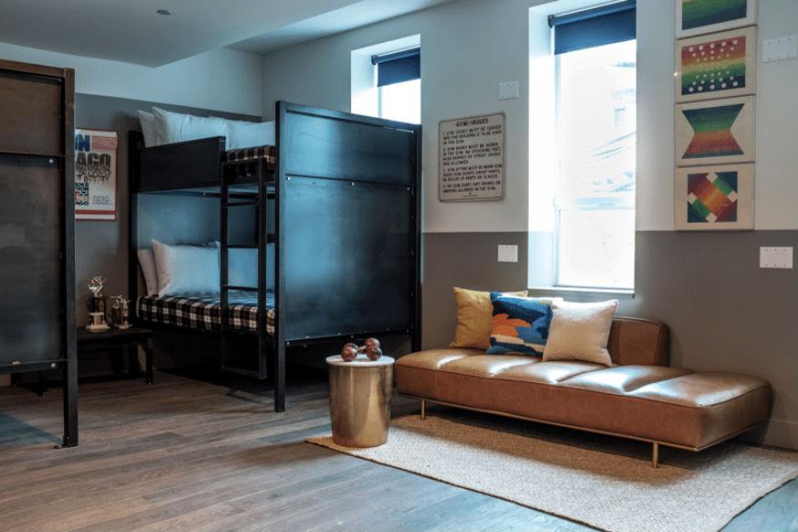 Best Hostels In Chicago - FieldHouse Jones