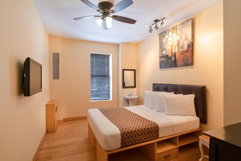 best hostels in New York - Broadway Hotel and Hostel