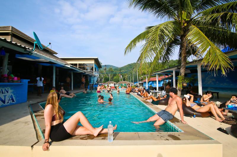 Best hostels in Thailand - Phangan Arena