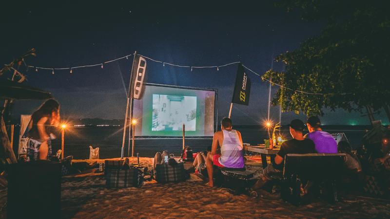 Best hostels in Thailand - Dancing Elephant Beach Club