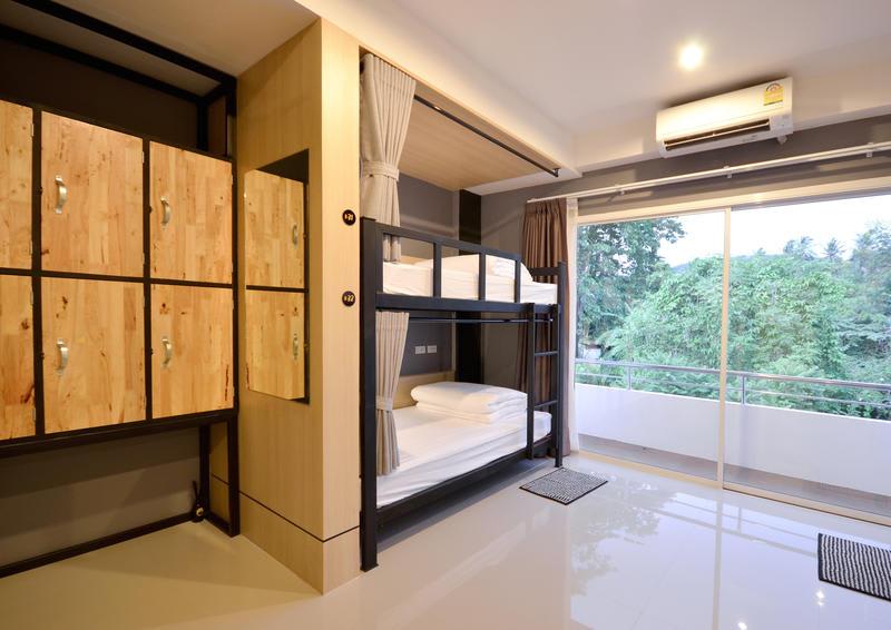 Best hostels in Thailand - Reset Hostel