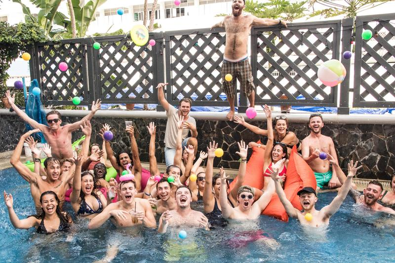 Best hostels in Thailand - Mad Monkey Bangkok